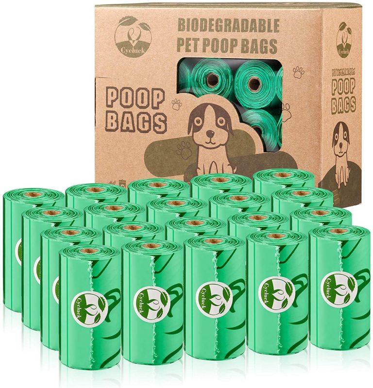 Cycluck Biodegradables-bolsas-para perros